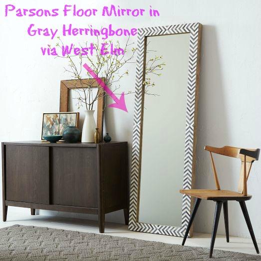 parsons west elm