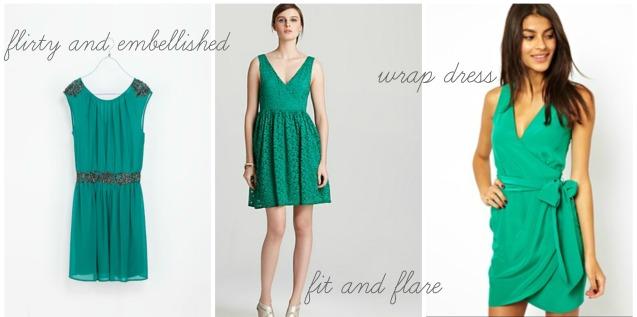 Green Dresses 20 under 50