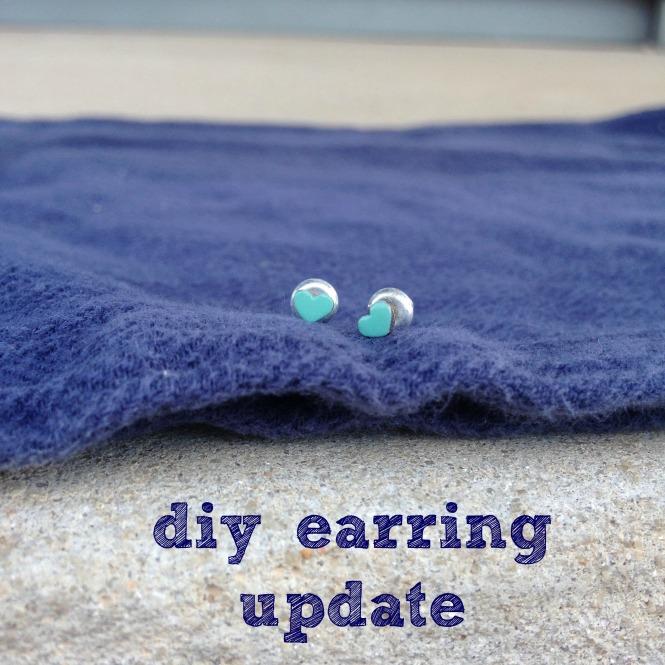 Earring Update