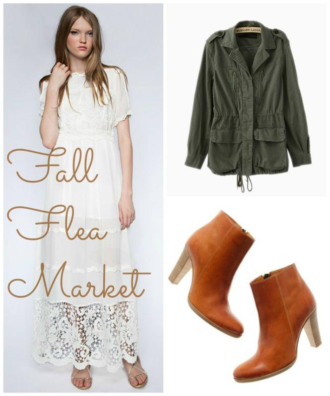 flea market fall