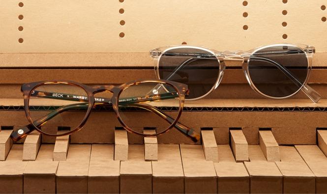 Beck-frames