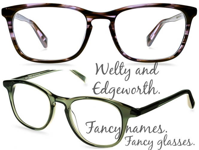 Warby Parker 7 and 8