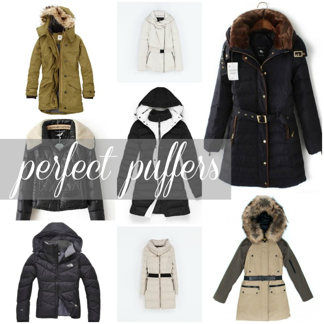 Perfect Puffers