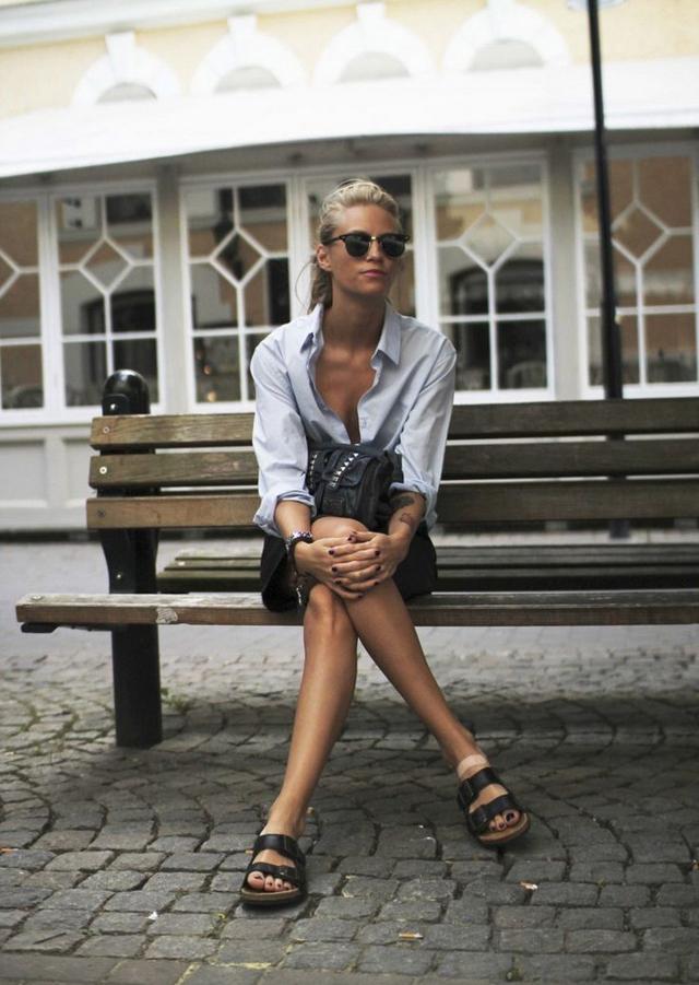 Birkenstock Shoes Fashion Street Style (2)